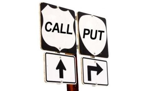 Difference Between Call and Put Option with Comparison